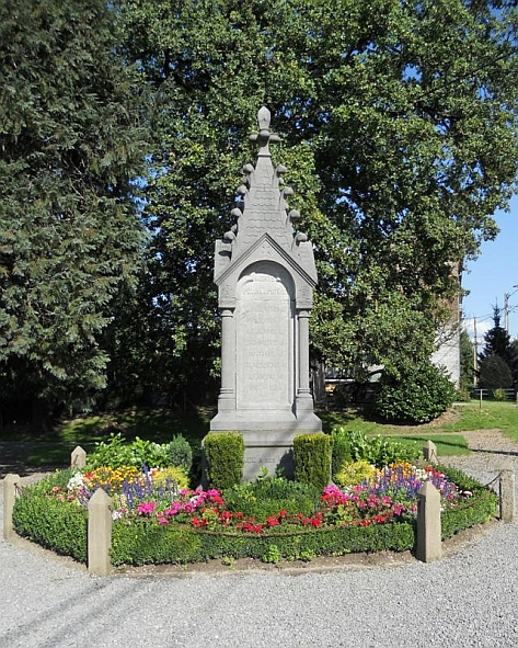 Monument aux morts de Warsage, source bel-memorial.org