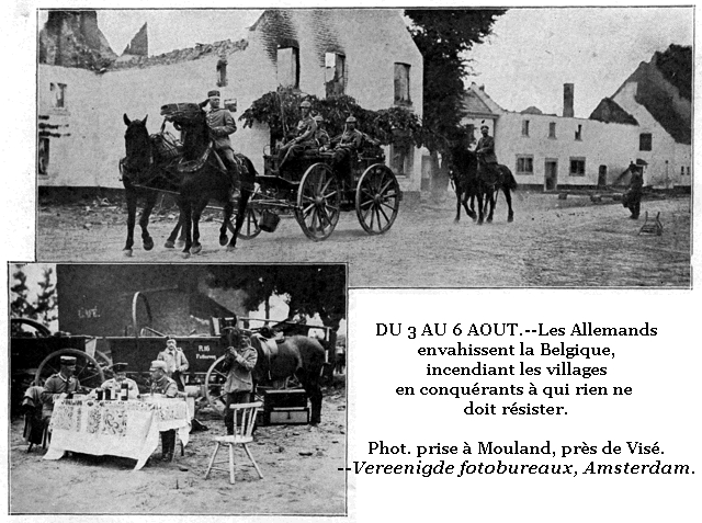 L'Illustration août 1914
